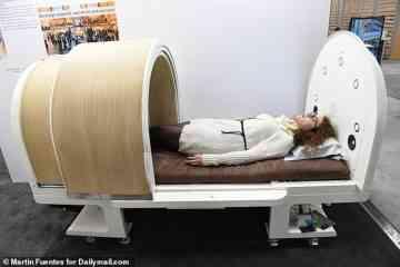 Adilson, la capsule de sieste pour lutter contre le burn-out et le stress au travail