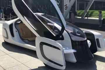 ItoP, l'étonnant concept car électrique Japonais