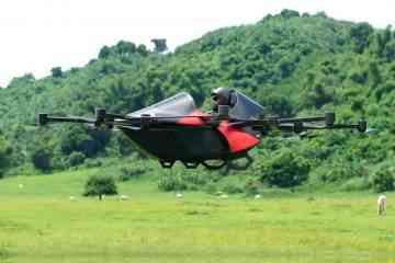 Koncepto Millenya : Voici la plus petite voiture volante au monde