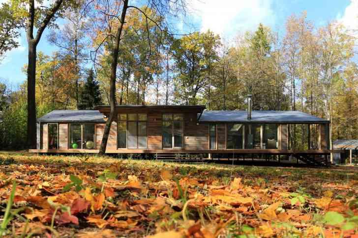 Cette maison de 360m² ne coûte que 70.000€ et se construit en seulement 10 jours