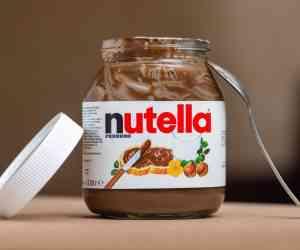 Le géant de la pâte à tartiner, Nutella perd 10% de part de marché