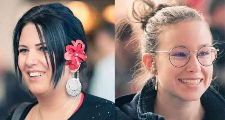 Odiora | Elle fabrique des boucles d'oreilles adaptées aux malentendants