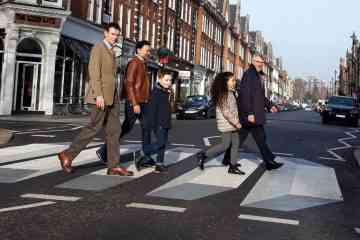 Londres va également tester des passages piétons en 3D pour faire ralentir les automobilistes