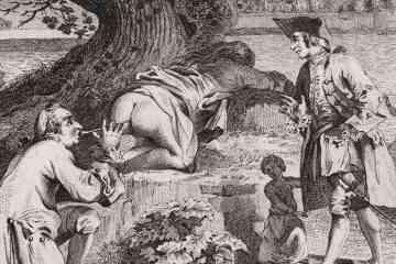 Au XVIIIe siècle, on essayait de réanimer les noyés en leur soufflant dans le derrière
