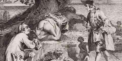 Au XVIIIe siècle, on réanimait les noyés en leur soufflant dans le derrière