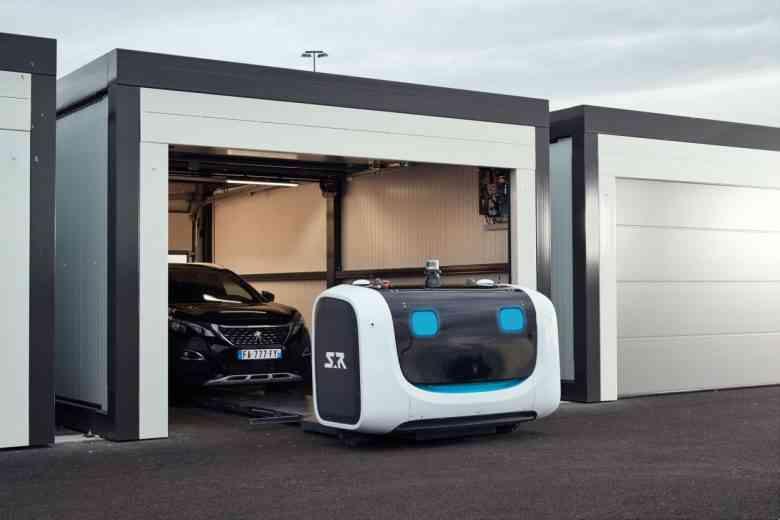 L'aéroport Lyon-Saint Exupéry s'équipe de robot-voiturier « Stan » pour son parking