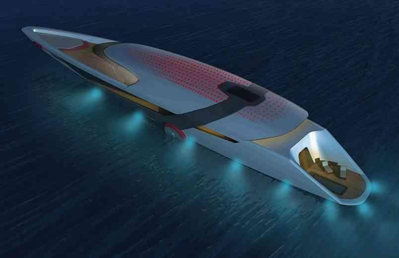 Tesla Model Y, le yacht version Tesla