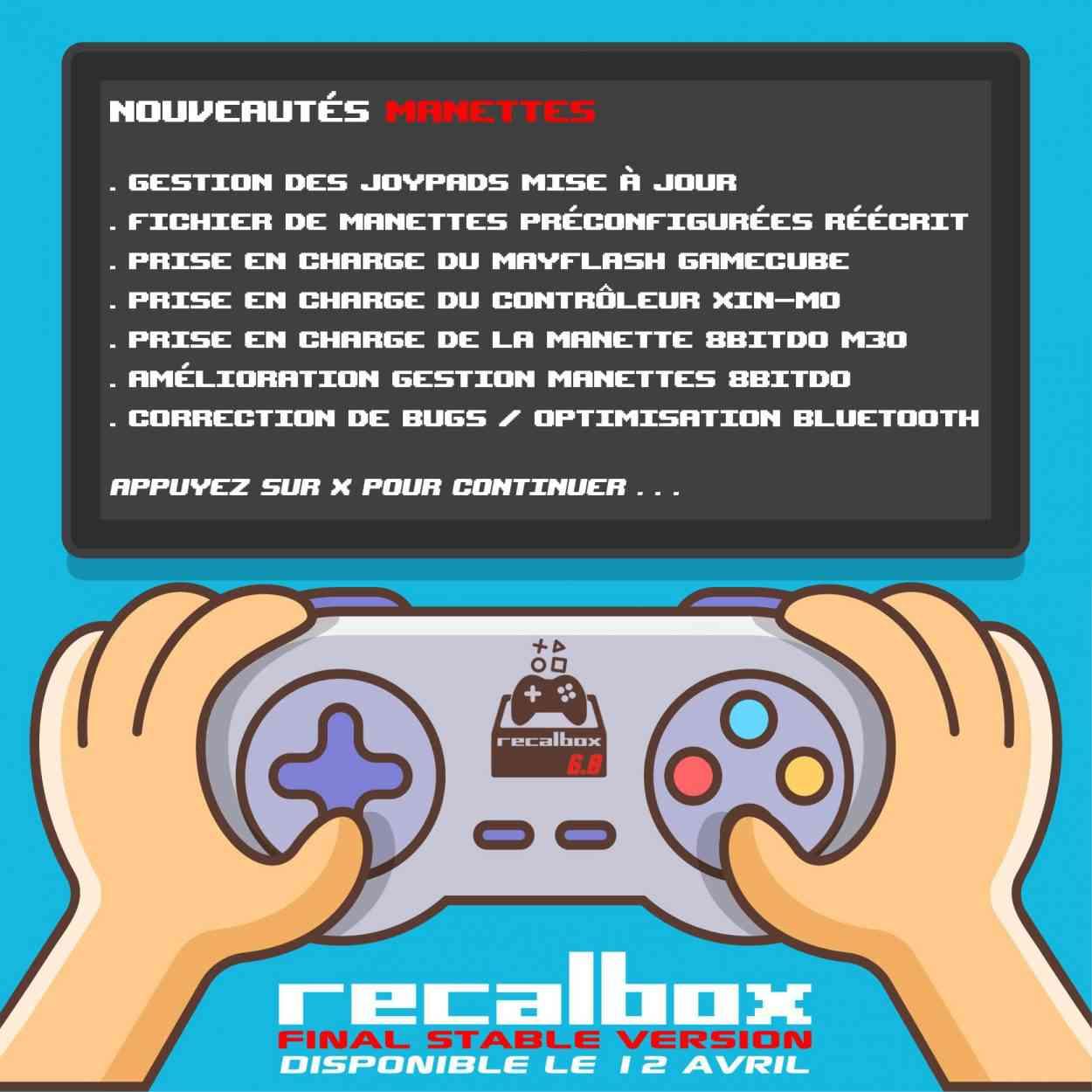 Recalbox 6 0    toutes les nouveautés dévoilées !! | NeozOne