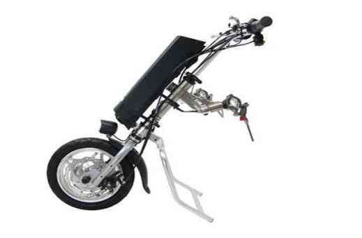 Autonomia, le dispositif qui rajoute une assistance électrique aux fauteuils roulants