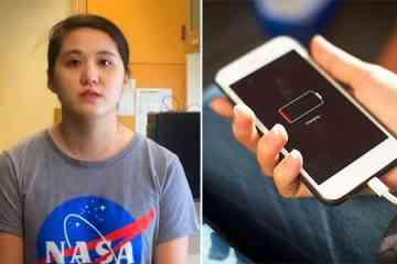 """Cette étudiante vient d'inventer """"accidentellement"""" une batterie qui dure 400 ans"""