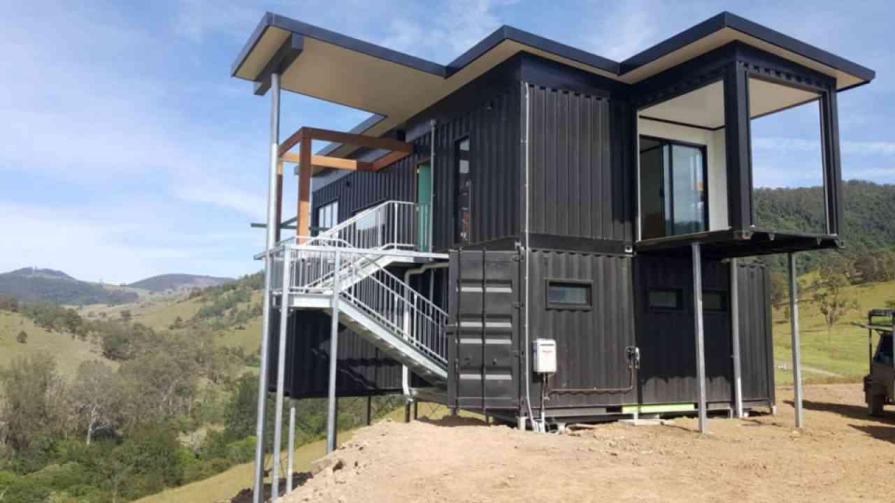 Container Aménagé Studio Prix les maison containers, une construction rapide mais surtout