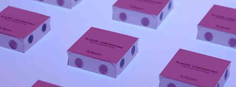 Une entreprise argentine a inventé une boite de préservatifs qui ne peut s'ouvrir qu'à quatre mains