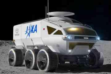 La firme Toyota travaille sur un rover lunaire