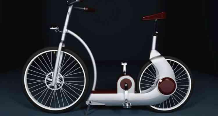 UFEEL, le vélo électrique, sans batterie !