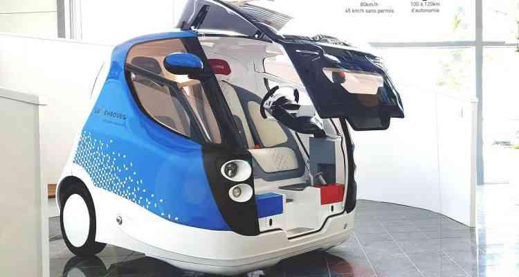 MDI : Airpod 2.0, la voiture qui roule à l'air comprimé !