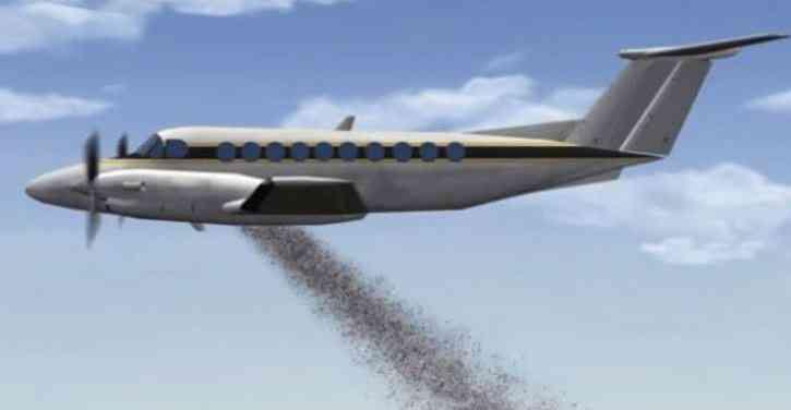 """Pour régénérer ses forêts, la Thaïlande""""bombarde"""" par avion des centaines de milliers de graines"""
