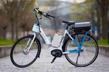 TU Delft, le moteur et stabilisateur de vélo électrique intégré dans le guidon qui réduit les chutes