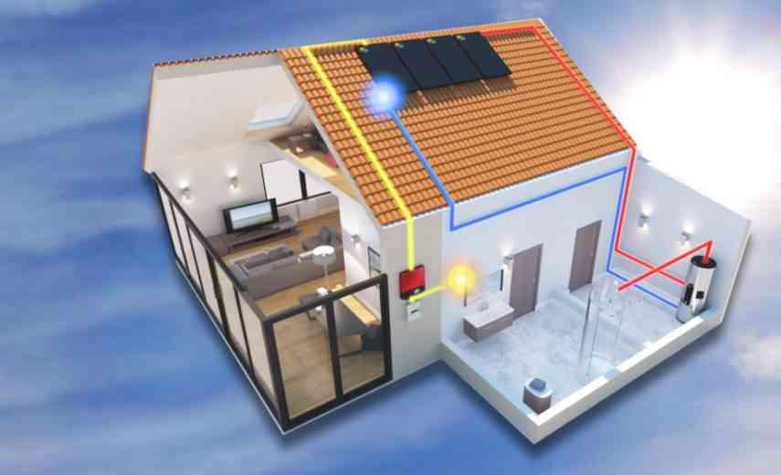 """DualSun, le panneau solaire """"hybride"""" qui produit de l'énergie tout en chauffant l'eau de votre maison"""