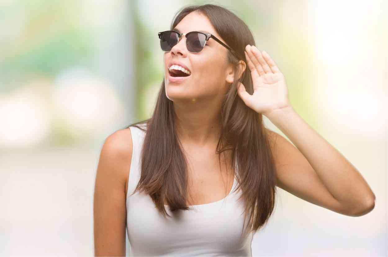Il existe une maladie rare qui empêche les femmes d'entendre la voix des hommes