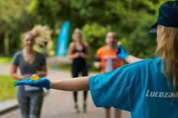 Ooho : Les goutte d'eau comestibles débarquent au marathon de Londres