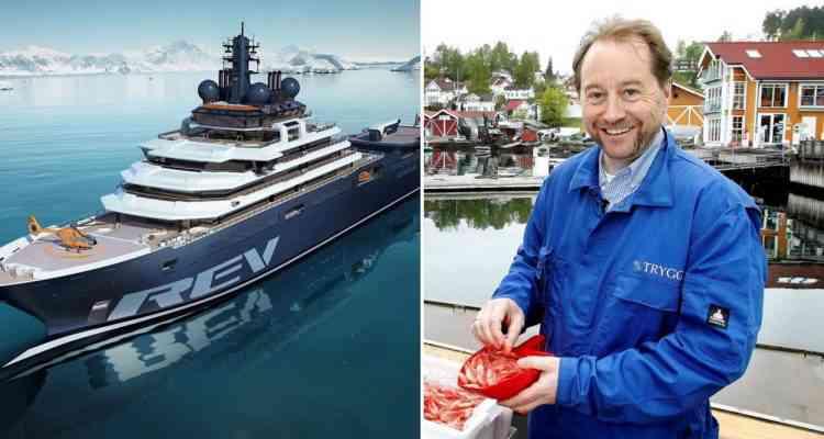 Un milliardaire Norvégien fait construire un navire qui collectera 5 tonnes de plastique par jour dans les océans