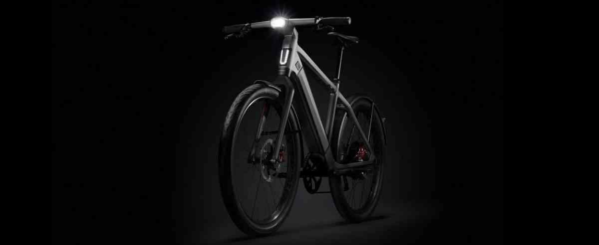 ST5, le vélo électrique Suisse haut de gamme à 8900€