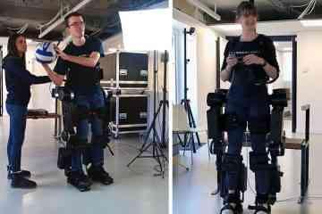 Wandercraft, l'exosquelette français qui aide les handicapés à retrouver mobilité et autonomie