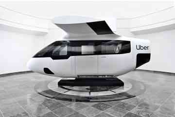 Safran et Uber dévoilent la cabine de leur futur Taxi volant