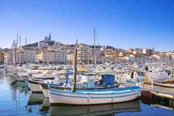 Marseille, la destination de rêve pour louer un bateau cet été
