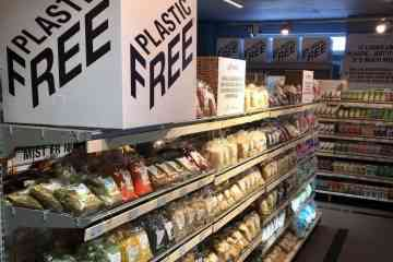 Amsterdam : Le premier supermarché sans aucun emballage plastique vient d'ouvrir ses portes