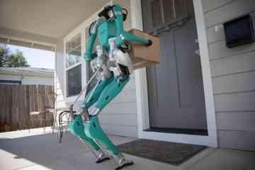 Digit, un robot humanoïde pour remplacer les livreurs