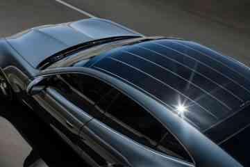 LightYear One : Un premier prototype pour la voiture électrique dont l'énergie provient du soleil