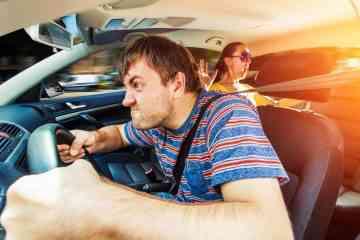 Ecouter du metal en conduisant serait très dangereux, d'après cette étude (pas très sérieuse)...