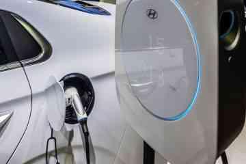 Paris : Il est possible de recharger sa voiture électrique directement sur un lampadaire de la ville
