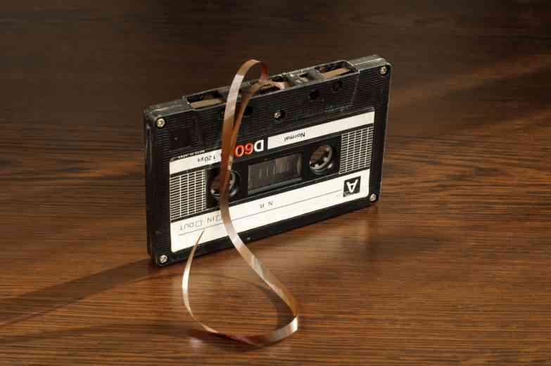 Le grand retour des cassettes audio ?! C'est les quadras qui vont être contents...