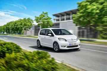 CITIGOe, la voiture éléctrique de Skoda sera commercialisée à moins de 20.000€