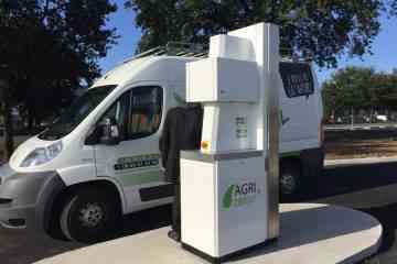 AgriCarbur, la première station-service au gaz naturel bio d'origine agricole (0.99€ le litre)