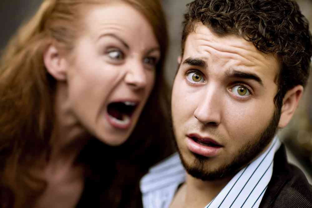 "According to this study, a woman with ""bad temper"" would be ..."