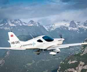 H55 : Bristell Energic, l'avion électrique affichant 160 km d'autonomie pour une seule heure de charge !
