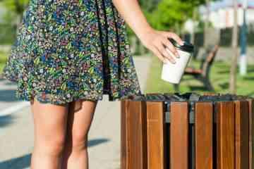 Le Havre ajoute des paniers de basket au dessus des poubelles pour inciter à la propreté