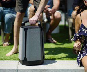 Soundcast VG3 / VG7, des enceintes spécialement conçues pour être utilisées en extérieur