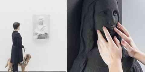 Unseen Art : L'impression 3D de peintures célèbres pour les non-voyants
