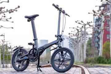 The One, le vélo électrique pliant le plus léger au monde
