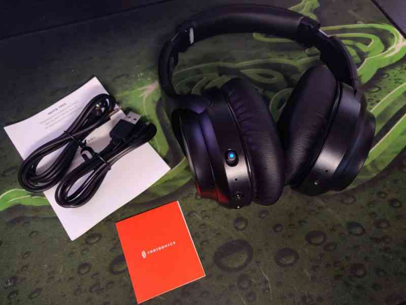 Test et prise en main du casque Bluetooth TaoTronics Soundsurge 60 (TT-BH060)