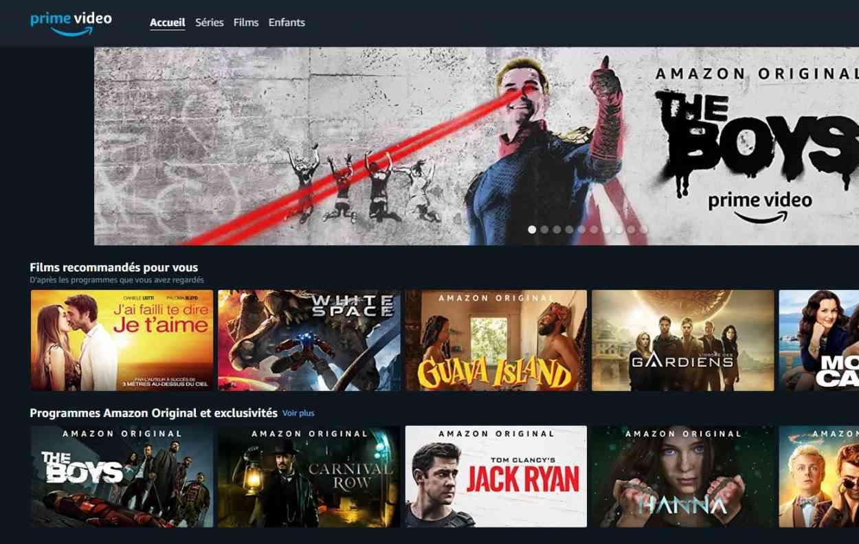 Comment regarder Amazon Prime Video sur une télévision