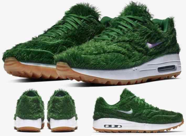Nike Air Max Grass, des sneakers recouvertes de gazon NeozOne