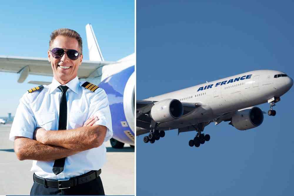 Air France propose une formation pour devenir pilote de ligne avec seulement le bac