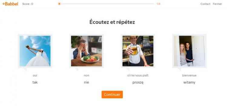 Bon plan : 50 codes pour tester l'application Babel, pour apprendre une langue étrangère