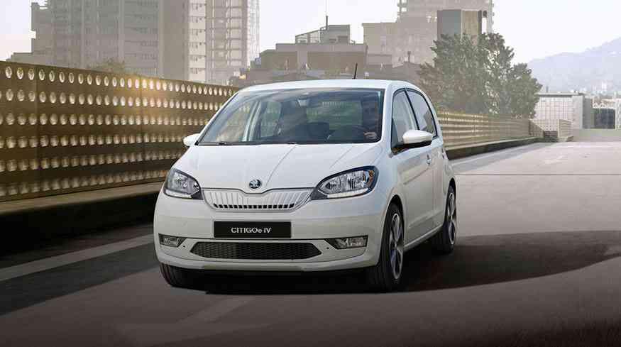 Skoda Citigo E iV : la voiture électrique à moins de 6.000 € (en cumulant toutes les primes)