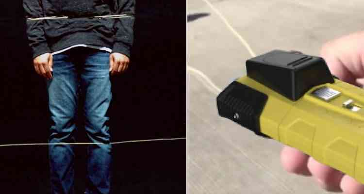 BolaWrap, un lasso électronique pour neutraliser une personne sans la blesser